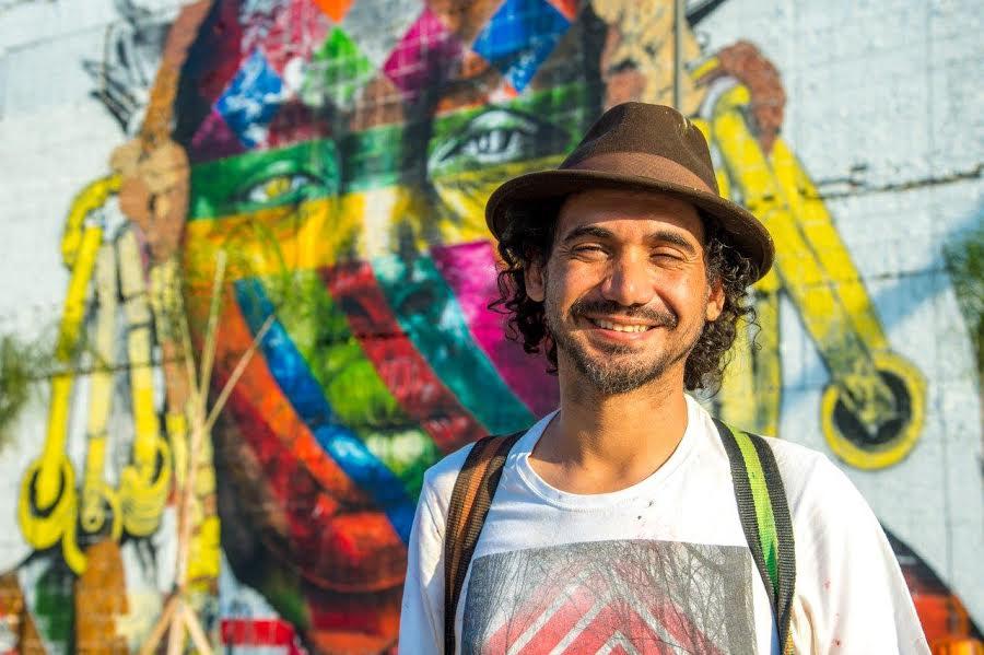 Entrevista com Eduardo Kobra