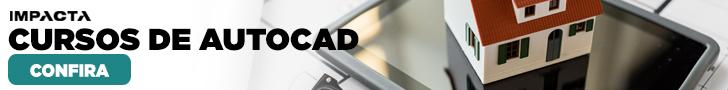 Os melhores cursos e formações em AutoCAD estão na Impacta. Confira!