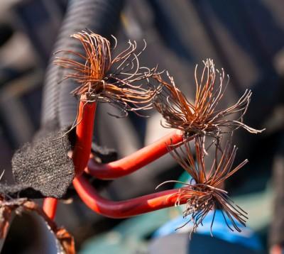 Condutor de cobre ou alumínio?