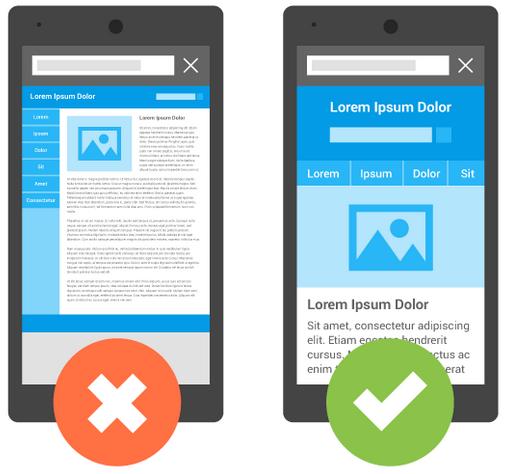 Novo algoritmo de busca do Google para mobile melhora o posicionamento de sites adaptados aos smartphones