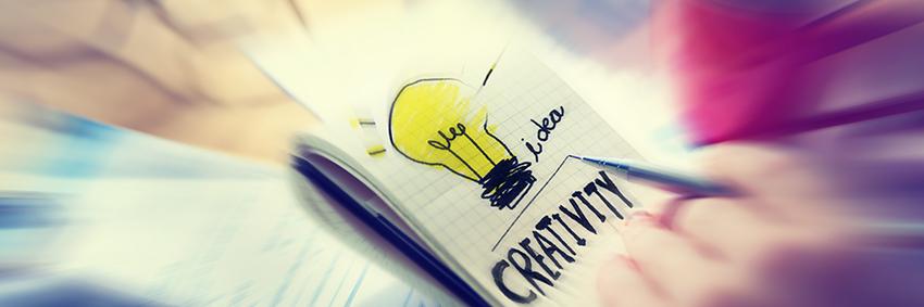 4 hábitos comuns de pessoas criativas de sucesso
