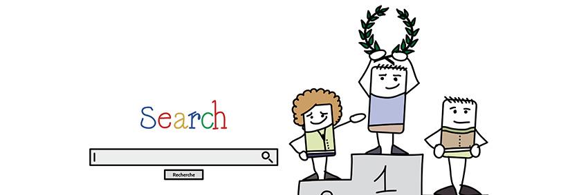 Seguir as estratégias de SEO garante seu e-commerce no topo das buscas