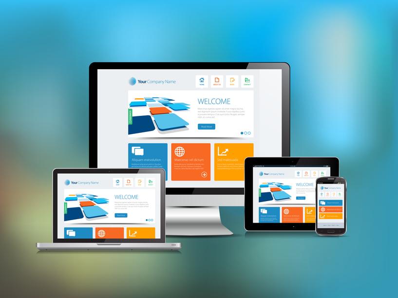 Hoje é fundamental ter um site com design responsivo