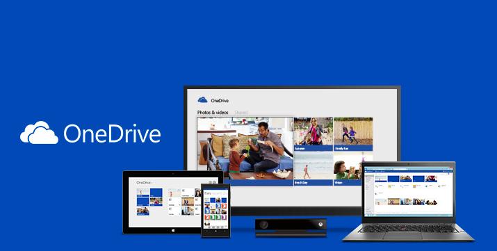 O uso do OneDrive é ótimo para o armazenamento em nuvem
