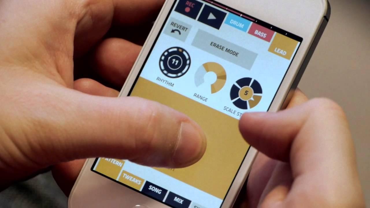 App Figure é ideal para pessoas criativas que gostam de música