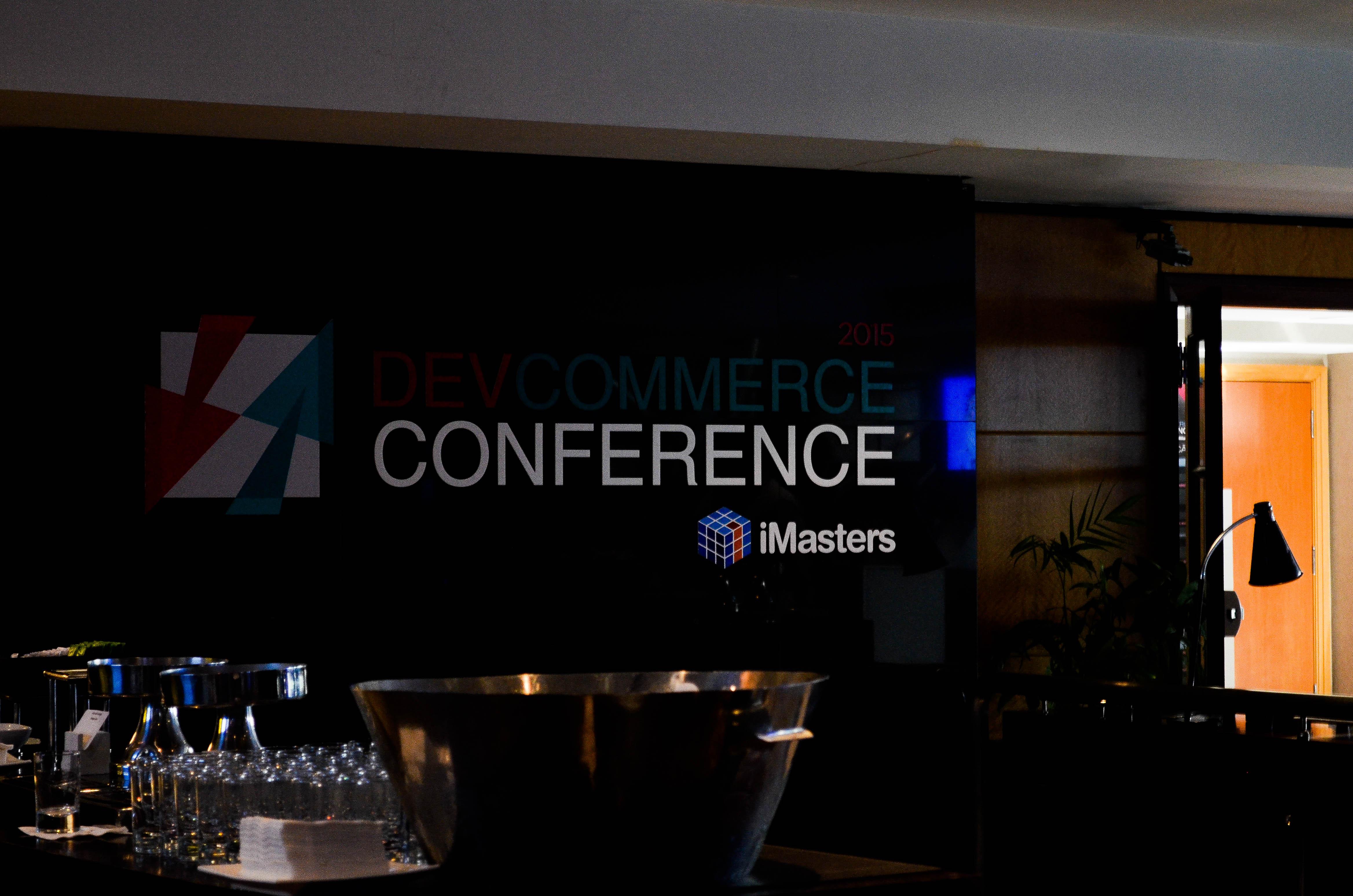 Impacta participou do DEVcommerce Conference