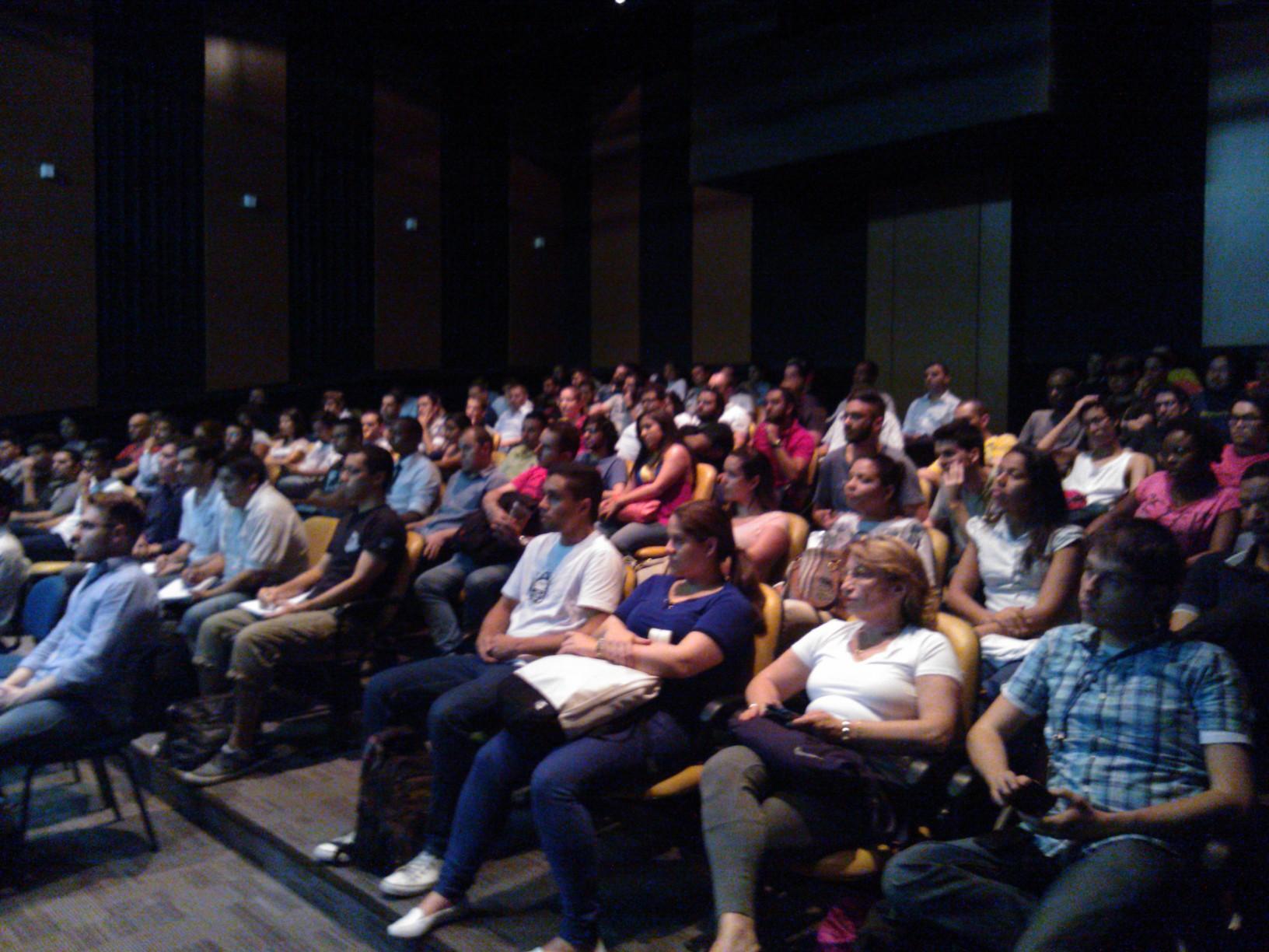 Alunos da Faculdade Impacta participam da palestra de lançamento