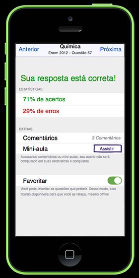 App possui telas intuitivas e funcionais