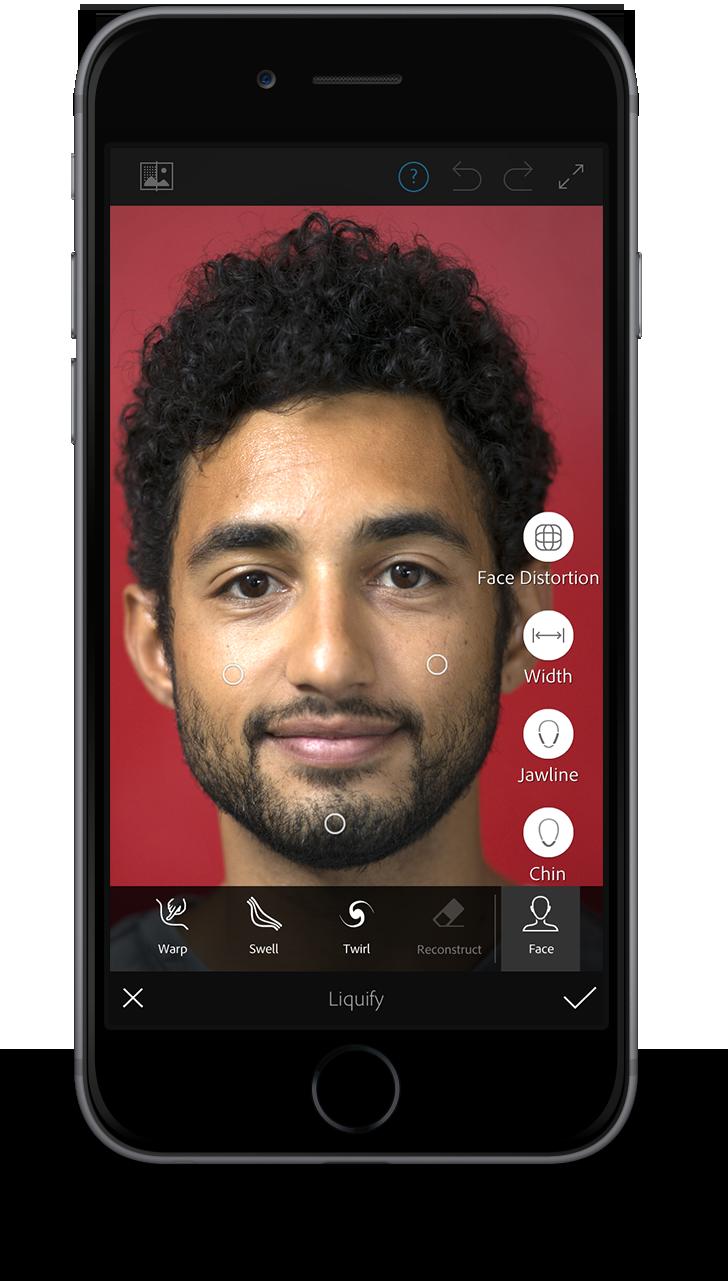Photoshop Fix é a aposta da Adobe para usuários de mobile