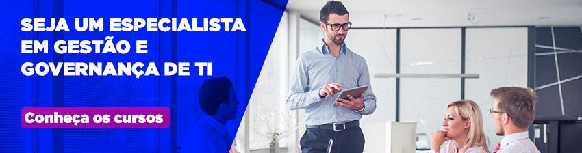 Os melhores cursos de gestão e governança de TI estão na Impacta