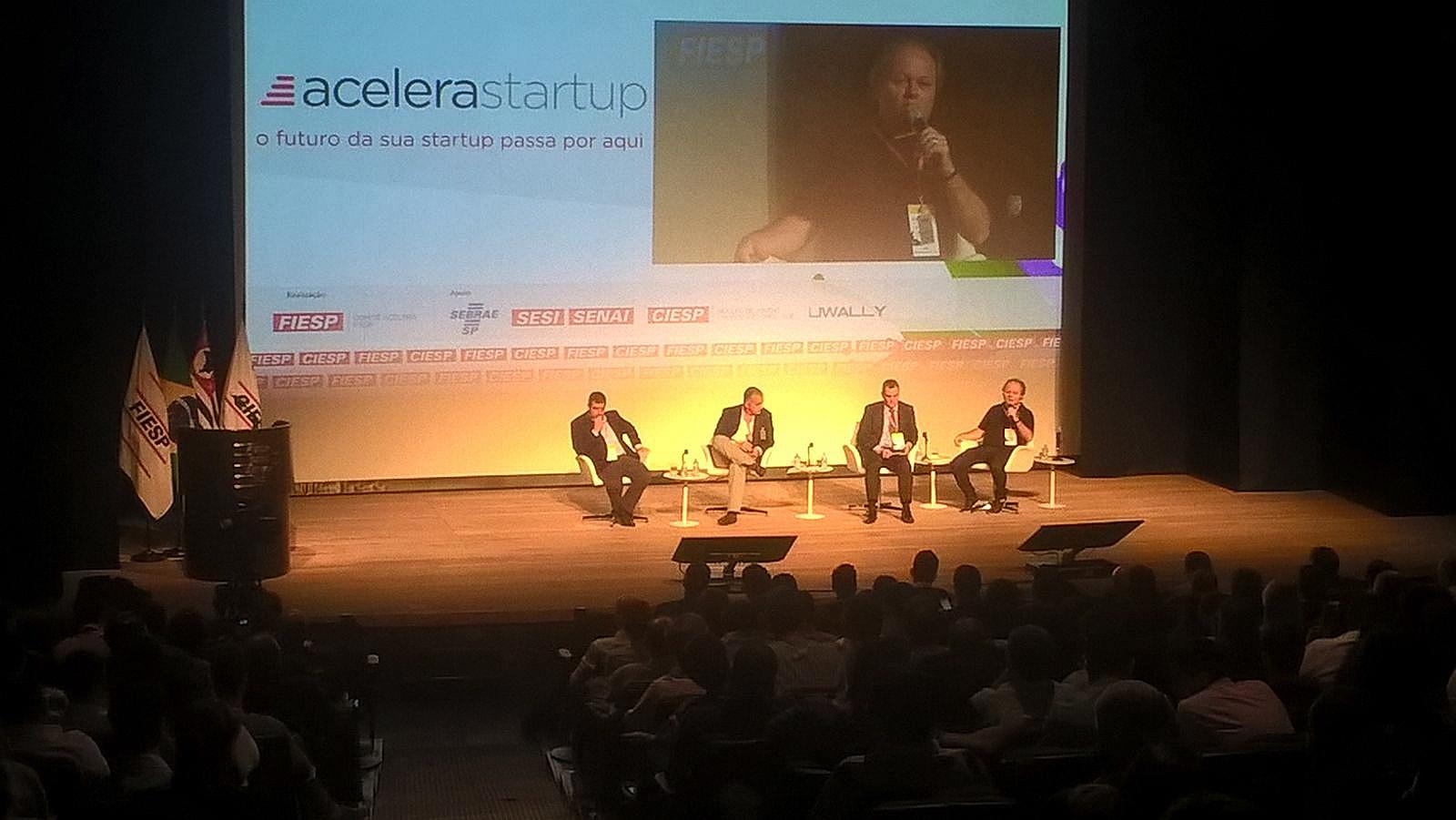 Célio Antunes é um dos palestrantes no Acelera Startup