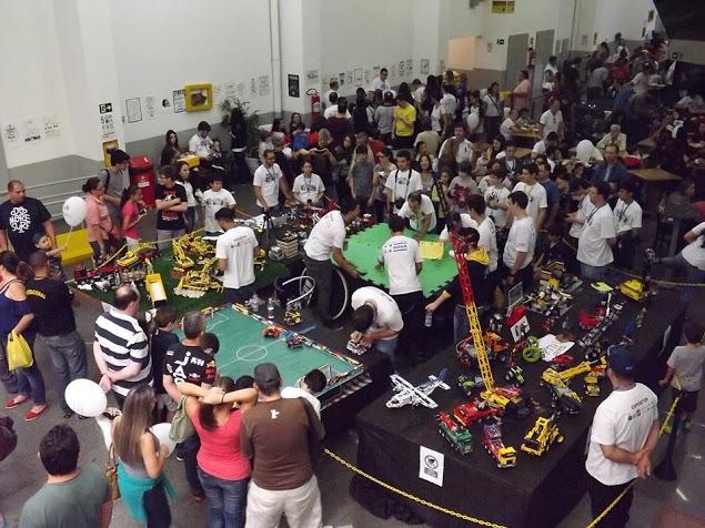 Expo LUG contou com a presença de cerca de 5 mil visitantes