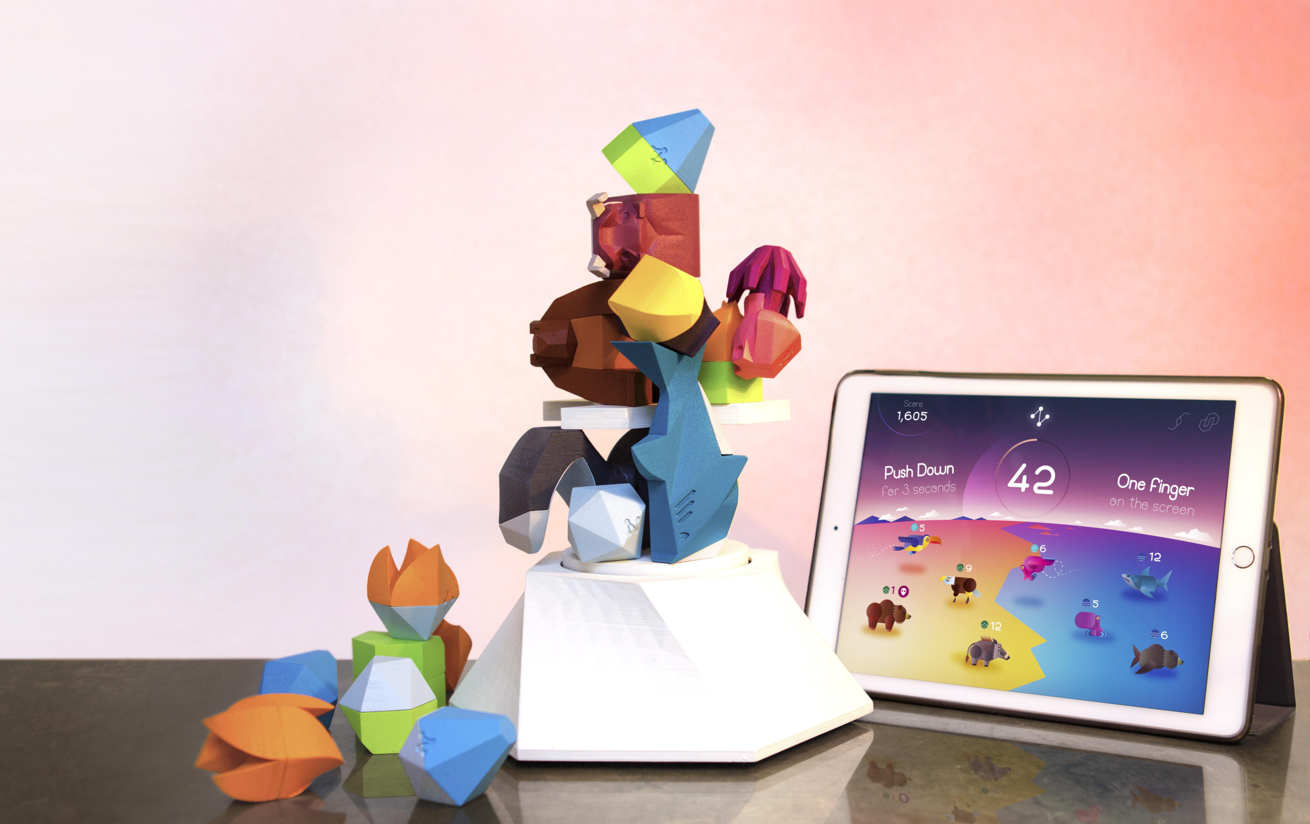 Divertido e social, jogo trás a interação do físico para o digital