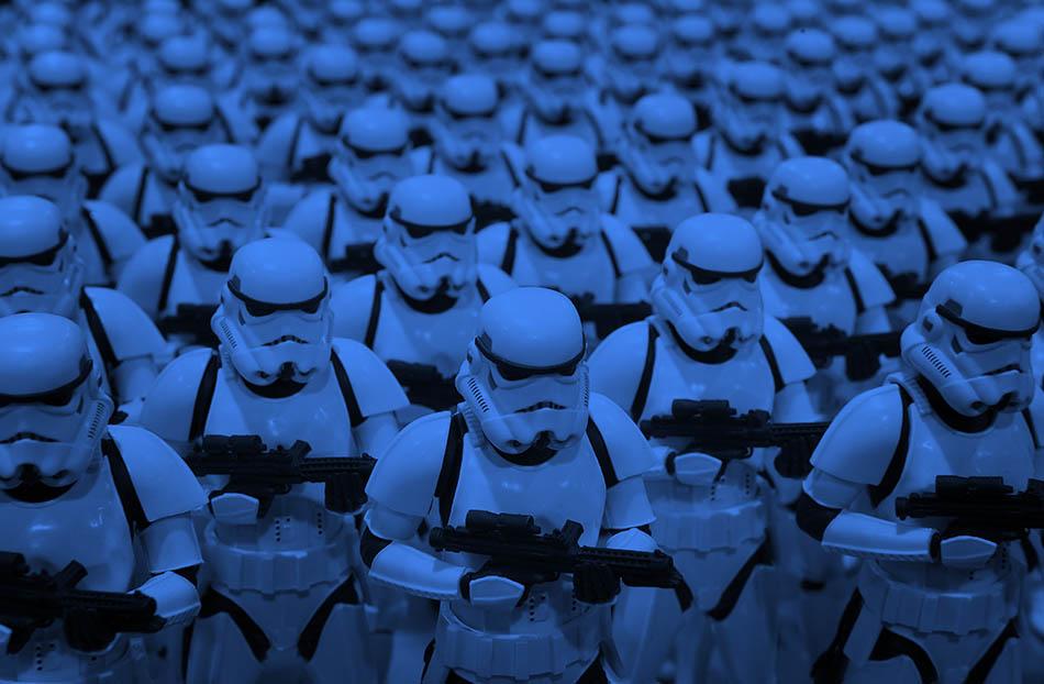 Novo filme da saga Star Wars foi um dos temas mais buscados no ano