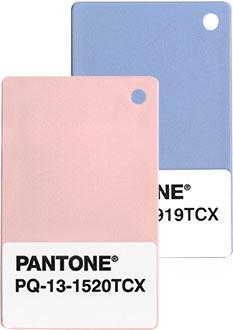 Pela primeira vez a Pantone escolheu duas cores para a cor de 2016