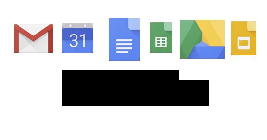 G Suite da Google é ótimo para manter documentação na nuvem