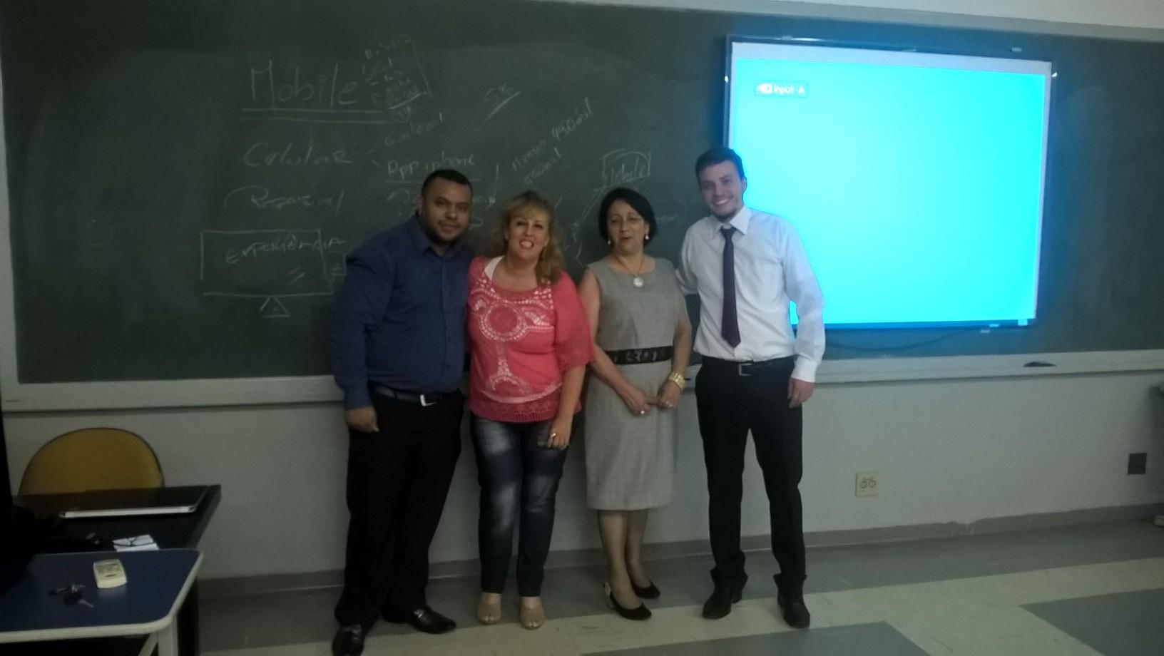 Cases reais foram apresentados pelos alunos do curso de redes de computadores