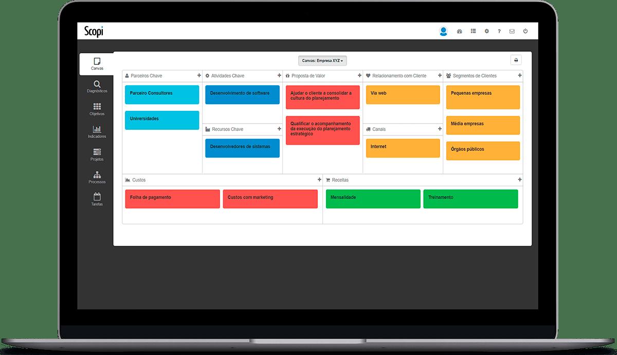 Software nacional, o Scopi ajuda a organizar e visualizar os processos em tempo real