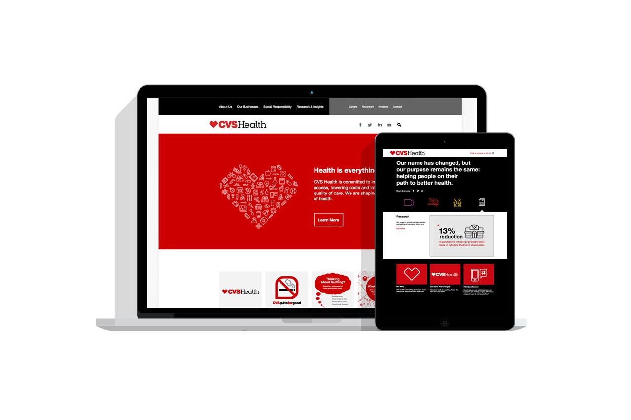 CVS Health usa a tecnologia e a inovação para cuidar da saúde de seus clientes