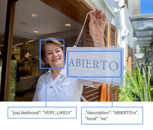 Cloud Vision - a API que reconhece imagens e textos presentes nelas