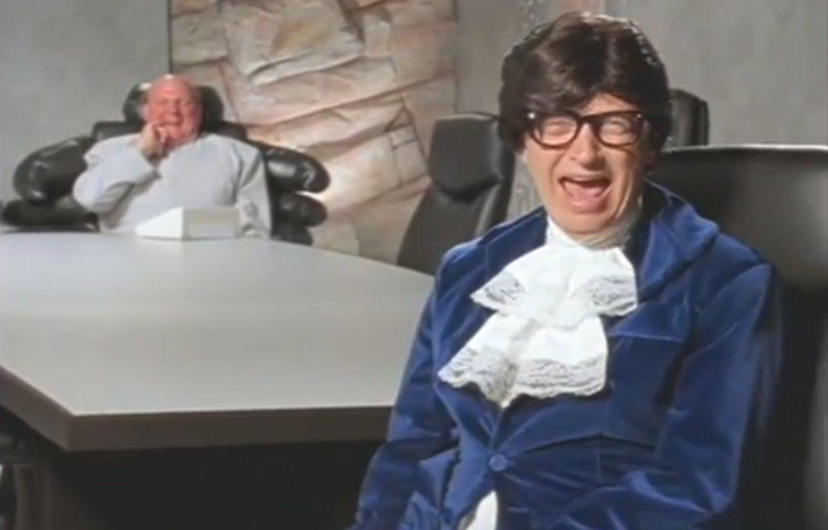 Bill Gates e Steve Ballmer gravaram vídeos motivacionais para os funcionários