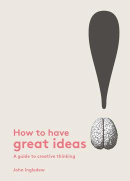 Em livro, autor ajuda os leitores a desenvolver o pensamento criativo