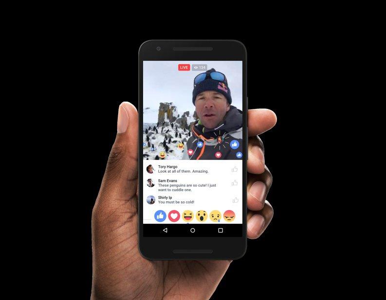 Conheça as novidades do serviço de transmissão de vídeo ao vivo do Facebook