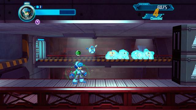 Mighty no 9 mostra as dificuldades para se criar games