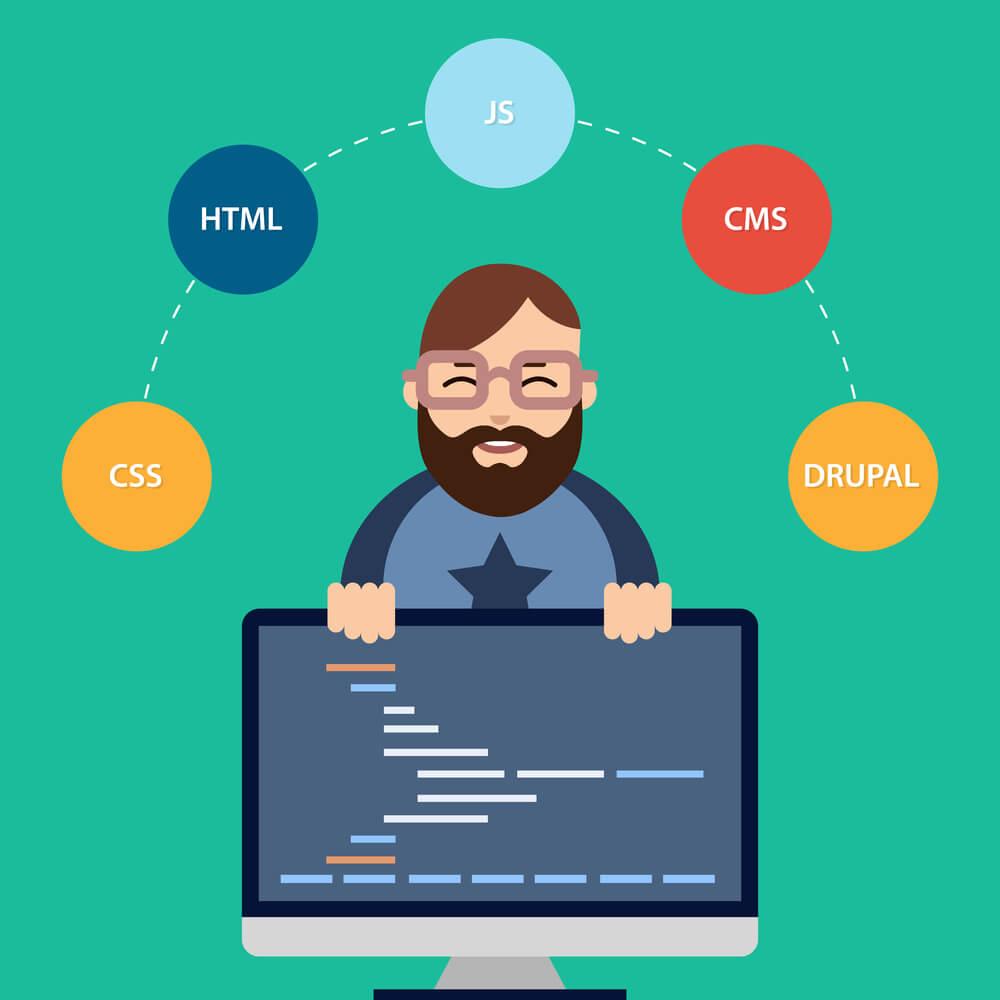 Para começar na área de programação e desenvolvimento é preciso aprofundar seu conhecimentos