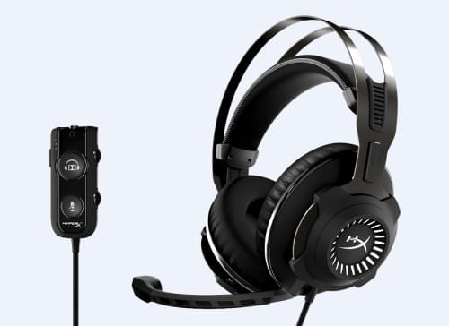 Headset Cloud Revolver da HyperX é ideal para gamers