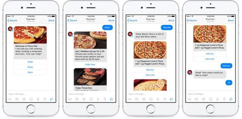 Interfaces Conversacionais são uma das tendências de UX em 2017