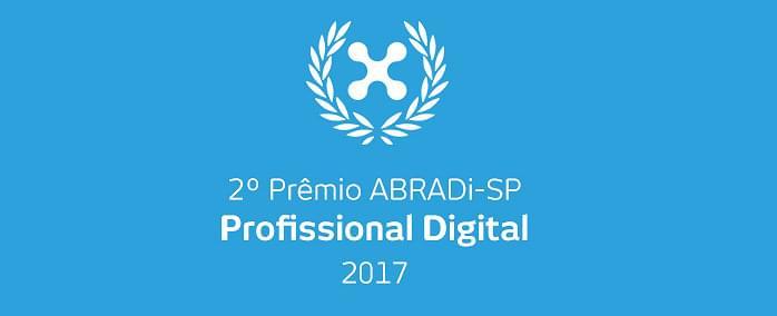Prêmio ABRADi-SP Profissional Digital 2017