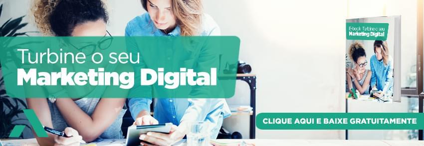 Confira o e-book e Turbine o seu marketing digital