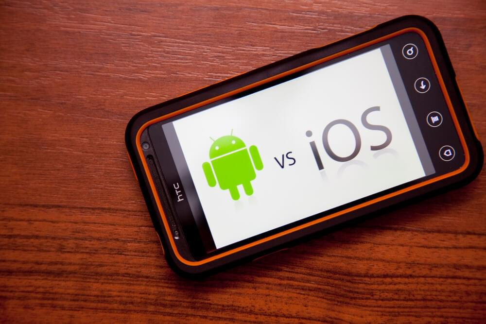 Mobile: android developer ou ios swift