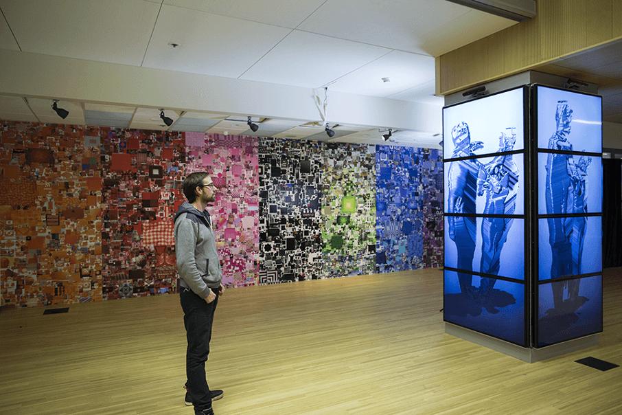James George é um dos nomes de sucesso da Arte digital
