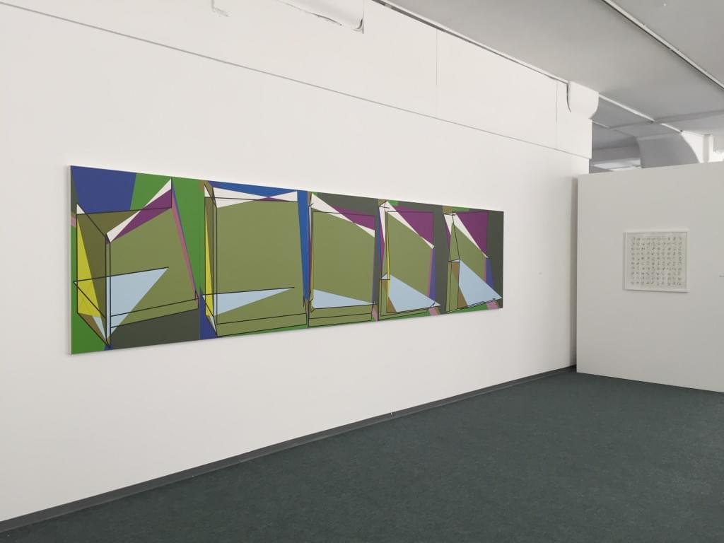 Manfred Mohr ganhou uma exposição para mostrar sua arte digital