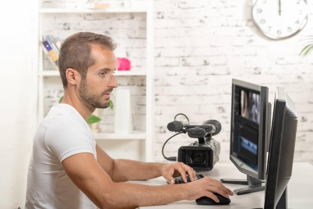 O que você precisa saber para começar a editar vídeos