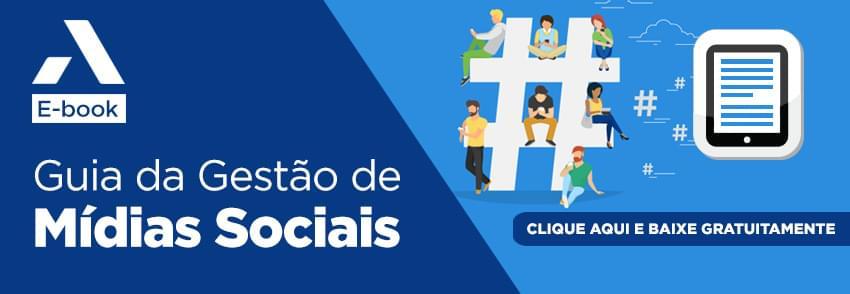 E-book gratuito: Guia da gestão de mídias sociais