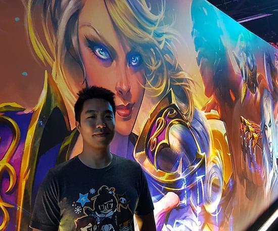 O ilustrador Will Murai é destaque nas artes de games