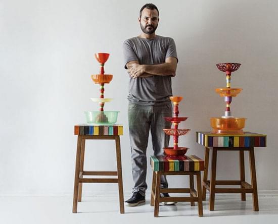 Designer Brunno Jahara