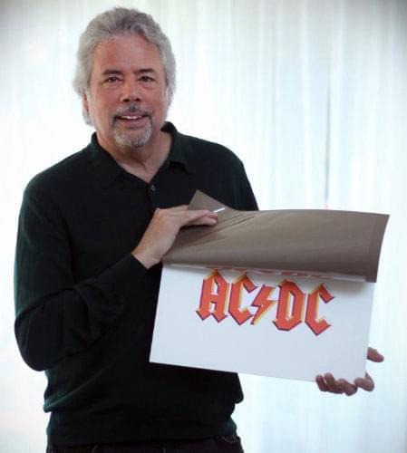 O designer Gerard Huerta criou diversos logos famosos