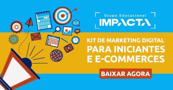 Confira o KIT de materiais de marketing digital para iniciantes e e-commerces