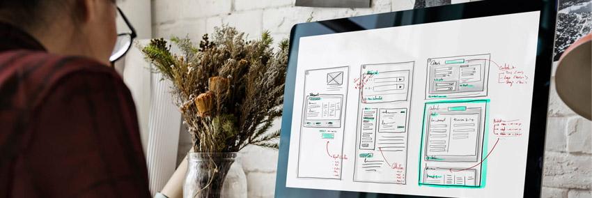 ferramentas para criar prototipos e wireframes