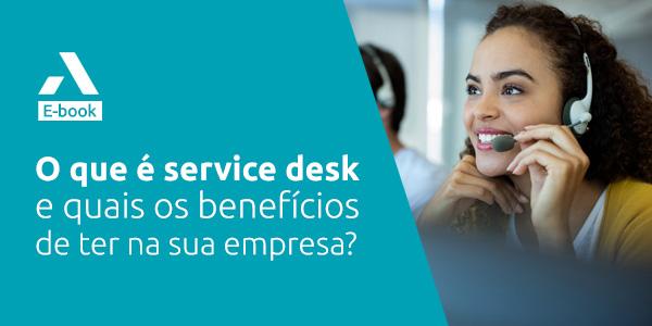 Ebook: o que é service desk