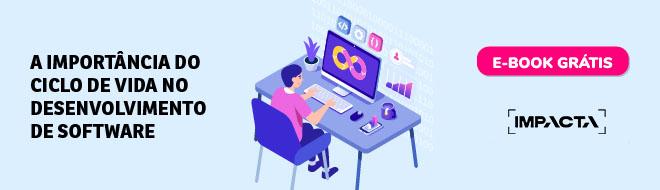E-book - Ciclo de vida no desenvolvimento de software