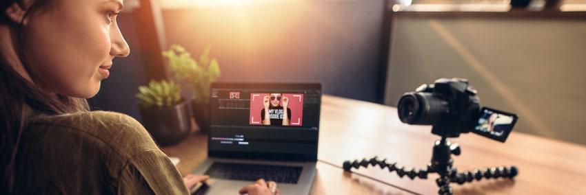 Capa do artigo Como fazer a Edição de Vídeos? Dicas do Básico ao Avançado