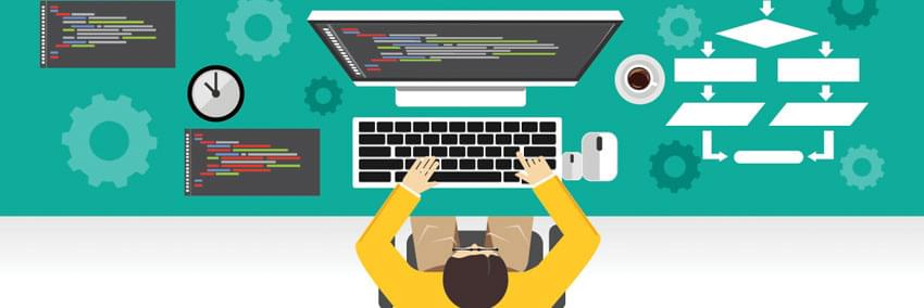 Capa do artigo 10 Linguagens de Programação em Alta no Mercado para 2021