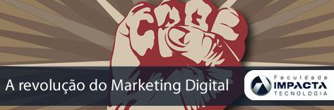Capa do artigo A revolução do Marketing Digital!