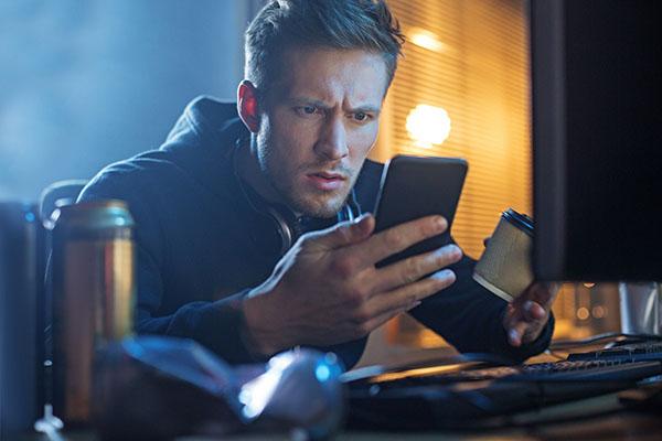 invasao de celular