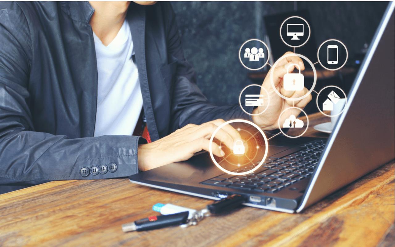 Capa do artigo 4 Dicas para aumentar a Proteção de Dados mesmo no Home Office